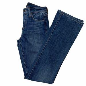 Joe's Jeans Flawless Boot Cut Jean Blue Size 25